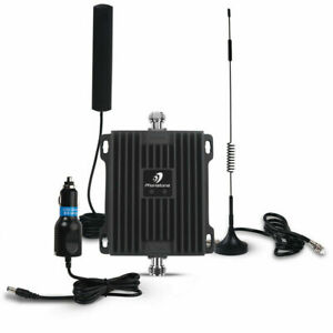 LTE 850/1900MHz Cell Phone Signal Booster GSM 3G 4G Band 5/2 For Car Vehicle Use