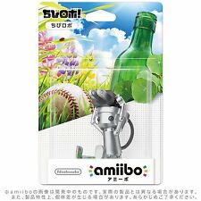 Nintendo Amiibo WII U 3DS CHIBI ROBO ROBOT Japan NEW