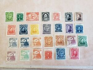 HONDURAS   STAMPS MINT HINGED  LOT
