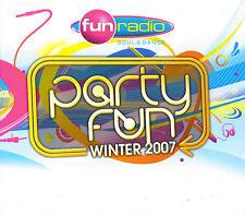 Fun Radio : Party Fun - Winter 2007 (2 CD + DVD)
