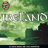 Taste Of Ireland : 54 Celtic Moods & Irish Favourites (triple CD)