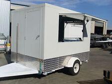 Mobile Food Van Trailer (Single Axle)