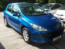 2006 Peugeot 307 1.6HDi Blue 67k Miles FSH Cat D Salvage Damaged
