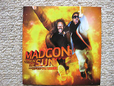 """MADCON ft. MAAD*MOISELLE """"Outrun The Sun"""" - promo DJ CD [ Baqwa Wolde-Mariam ]"""