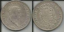 REGNO DELLE DUE SICILIE PIASTRA DA 120 GRANA 1818 NAPOLI FERDINANDO I
