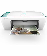 HP Deskjet 2632 All-in-one Inkjet Printer - Teal