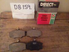 Audi 80, 90, 100 + VOLVO  Brake Pad Set FDB175 LP 179, DIRECT COMPONENTS DB159.