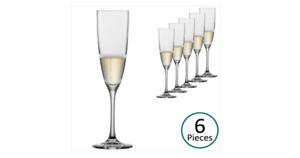 Schott Zwiesel Classico Champagne Glasses / Flute - (Set of 6)