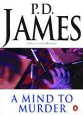 A Mind to Murder,P. D. James