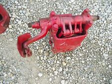 Farmall C Tractor Original IH IHC hydraulic lift assembly for under gas tank