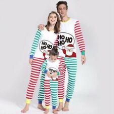 Pijama Conjunto familia juego de la familia Navidad Pijama Conjunto Navidad Ropa para dormir mujer