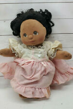 Vintage Mattel My Child Doll African American Black Baby Doll