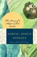 THE STORY OF A SHIPWRECKED SAILOR Gabriel Garcia Marquez FREE SHIPPING paperback