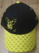 More details for pokemon center london pikachu baseball hat with tag freepost