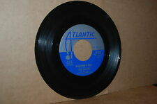 HANK CRAWFORD: BLUEBERRY HILL & ANY TIME; 1963 ATLANTIC 5030 VG++ JAZZ 45 RPM