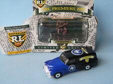 Matchbox Holden FJ Van ARL Canterbury Premiers Australian Toy Model Car Boxed