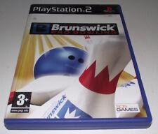 Brunswick Pro Bowling PS2 PAL  *Complete*