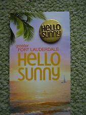 Pin EE. UU. Fort lauderdale Hello Sunny estado federal de florida venecia de América