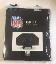 Carolina Panthers Economy Team Logo BBQ Gas Propane Grill Cover - NEW