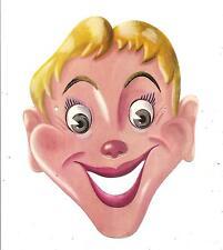 Maschera di CARNEVALE  (  B 02 )......con OCCHI !!!!!!!!...........anni '60