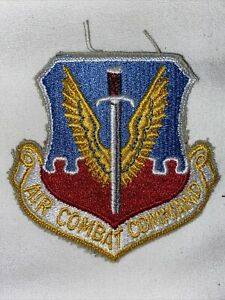 Tactical Air Command Patch, VGC