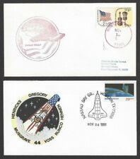 Random selection of Space Mission covers mostly USA x 15