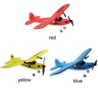Radio Remote Control 2.4G Sky Surfer Airplane 2CH RC Plane Glider Aeroplane Toy