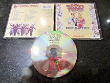 """RADIO TIMES"" 1993 CAST CD TONY SLATTERY KATHRYN EVANS NOEL GAY"