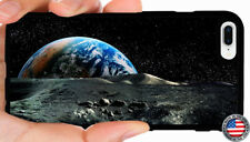VIEW OF EARTH FROM MOON PHONE CASE FOR IPHONE X XR XS 11 PRO MAX 8 7 6S 6 PLUS