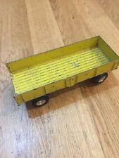 Vintage Dinky Toys Mercedes-Benz 1920 Trailer