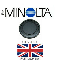 NEW Body Camera Cap For Minolta MD Mount *UK Seller* SLR Film Camera / Lens
