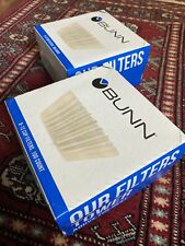 200 Count Bunn Coffee Maker Filters SEALED Box 8-12 cup Coffee Funnels