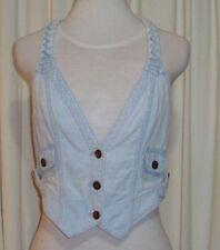 Cotton Machine Washable sass & bide Vests for Women