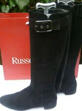 Russell&Bromley women's boots size 5/38/black/suede/botas/RRP£255/Damenstiefel