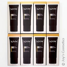 "1 NYX High Definition Foundation ""Pick Your 1 Color""  *Joy's cosmetics*"