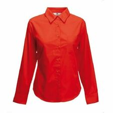 Cotton Blend Semi Fitted Plus Size Tops & Shirts for Women
