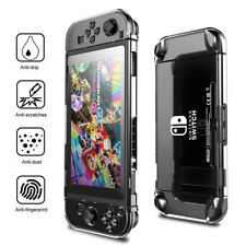 Transparent Clear Shockproof Protective Hard Case Cover for Nintendo Switch AU