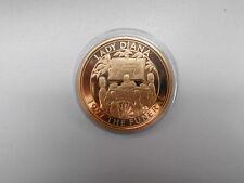 Diana 1997 The Funeral Queen of Hearts Münze Medaille 35 mm 22 g vergoldet