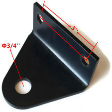 "Lawn Mower Trailer Tow Hitch Universal Zero Turn  (ZTR) 3"" Mount 3/4'' Pin Hole"