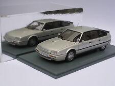 Neo scale models 1/43 Citroen CX GTi Turbo2 gris metallisé