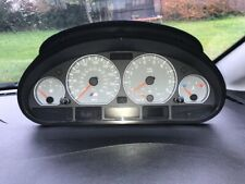 BMW E46 M3 Coupe Convertible Instrument Cluster Speedo Clocks 7834418 SMG 04-06