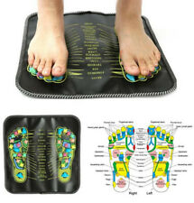 Foot Massager Mat Cobblestone Massagee Pad Blood Muscle Circulation Relief Pain