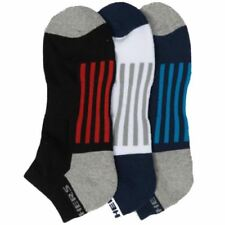Calcetines de hombre azul de poliéster