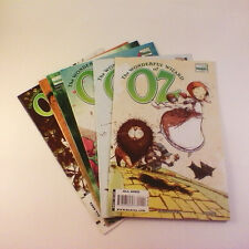 Wonderful Wizard of Oz Near Complete Set of 6 (#1-6) VF (Avg.) Shanower, Young