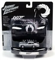 A.S.S NEU Johnny Lightning 1/64 James Bond 007 Aston Martin DB5 w/Tin Diecast