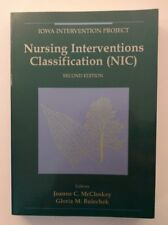 Nursing Interventions Classification 2nd Edition by Joanne C. McCloskey ...