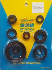 Honda CR250 CR 250 2002 2003 2004 Engine Oil Seal Kit