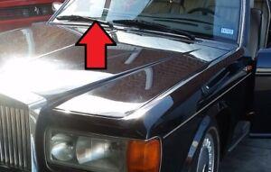 81 to 1998 ROLLS ROYCE SILVER SPUR SPIRIT windshield wiper arm right