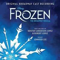 Various Artists - Frozen: The Broadway Musical Nuevo CD