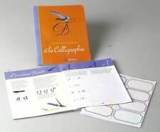 Kalligrafie Set Junior, Calligraphie Anfänger Lernheft Kalligraphie Übungen